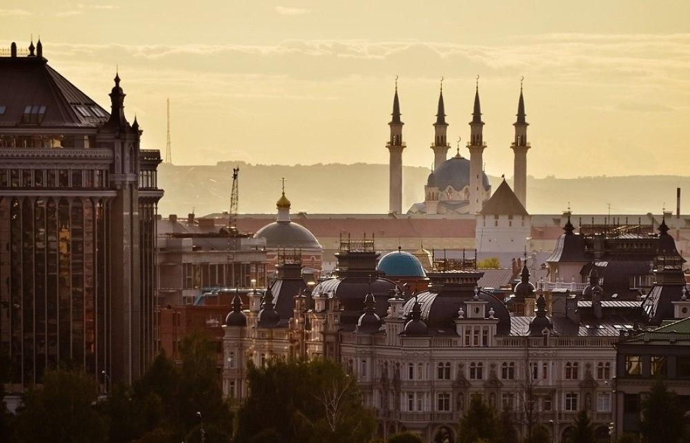 Такая необыкновенная Казань