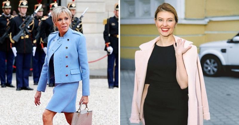 Как первые леди выбирают наряды