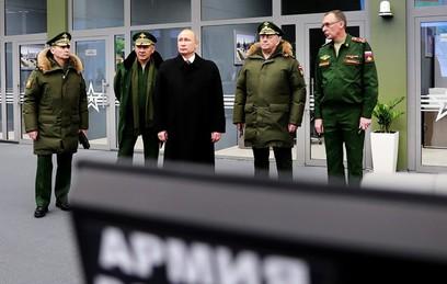 Путин: Россия не будет играть роль мирового жандарма