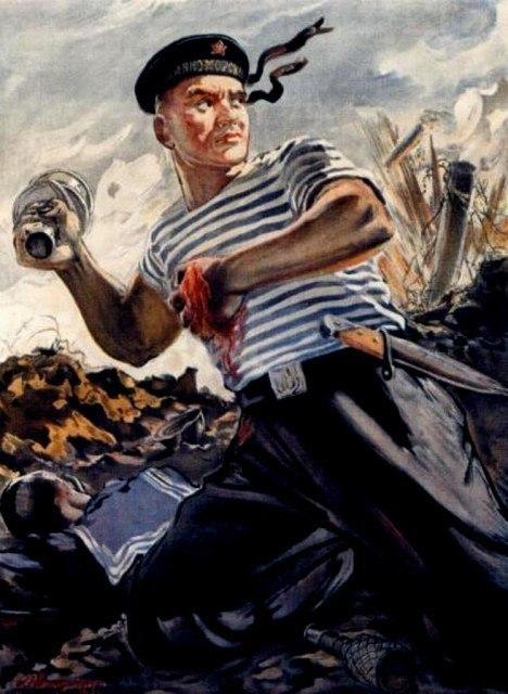 Герой Федор Шрамко : ас боя на гранатах