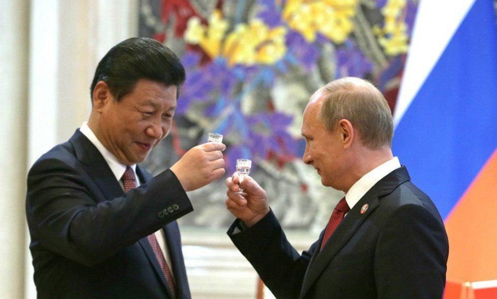 Ядерные реакторы Путина уничтожат китайский народ