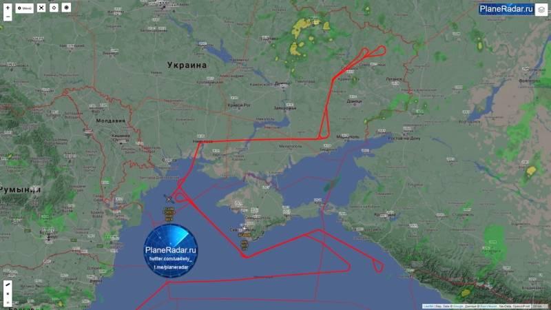 Беспилотник США вторгся в закрытое российскими военными воздушное пространство близ Крыма Новости