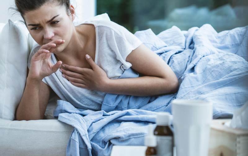 Как отличить сердечный кашель от аллергии и инфекции жизненное