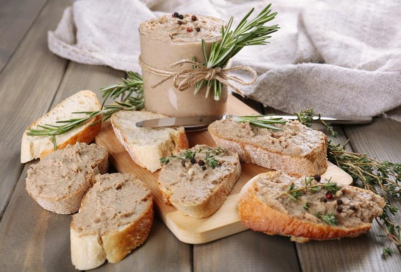 Куриный рийет — отличная альтернатива магазинному паштету