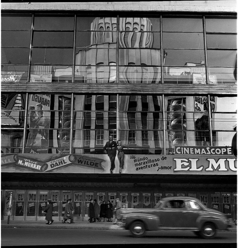 Тело, свет, отражение. Легенда аргентинской фотографии Аннемари Генрих  50