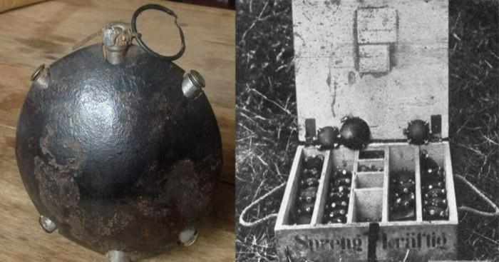 «Банный лист» и «Лисий хвост»: 5 необычных гранат мировых войн