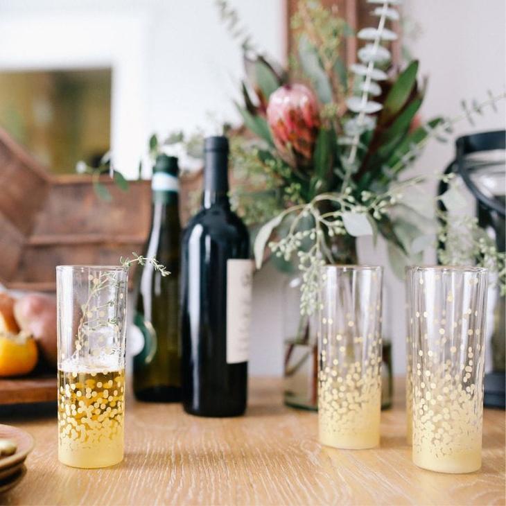 Роспись стаканов