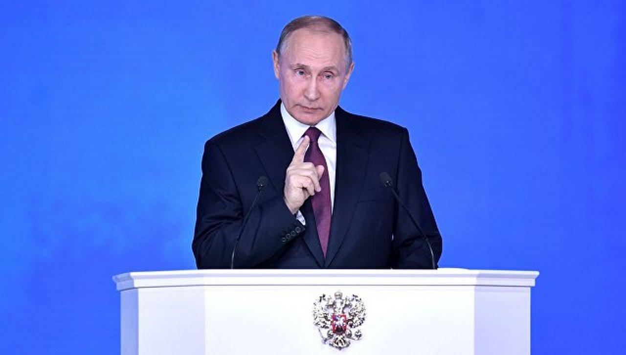 Послание Путина, которое с трудом доходит до Запада