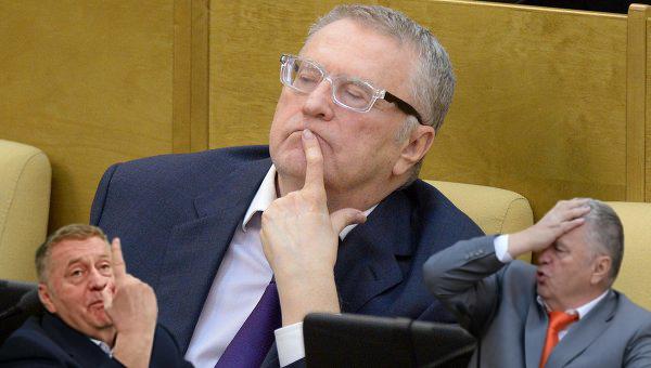 Жириновский определился с да…