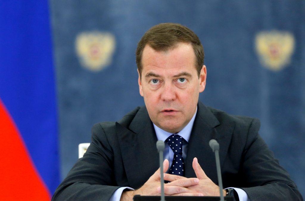 Медведев потребовал наказания чиновников за срыв нацпроектов