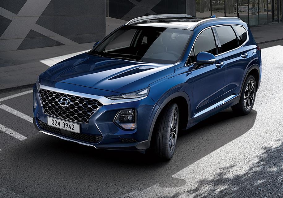 Hyundai Santa Fe сменил поко…