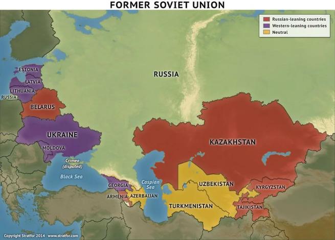 """У """"братских"""" республик есть мнение, что Россия им должна, причём просто так."""