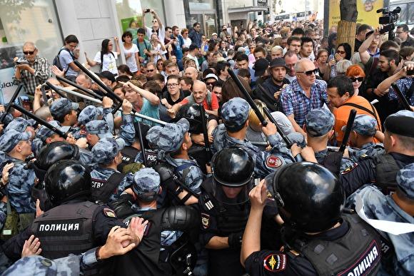 «И все, вам капут» Полиция припугнула московских школьников уголовной ответственностью за митинги аресты,власть,митинги,общество,полиция,протесты,россияне,слухи,Школьники