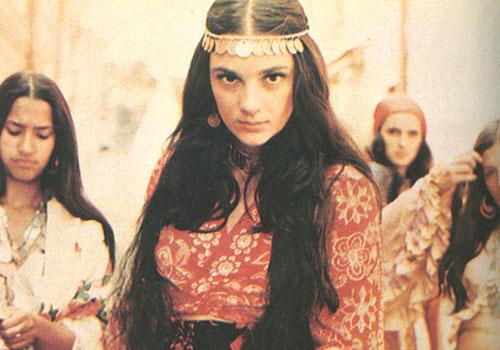 Самые колоритные цыганки советского кино.