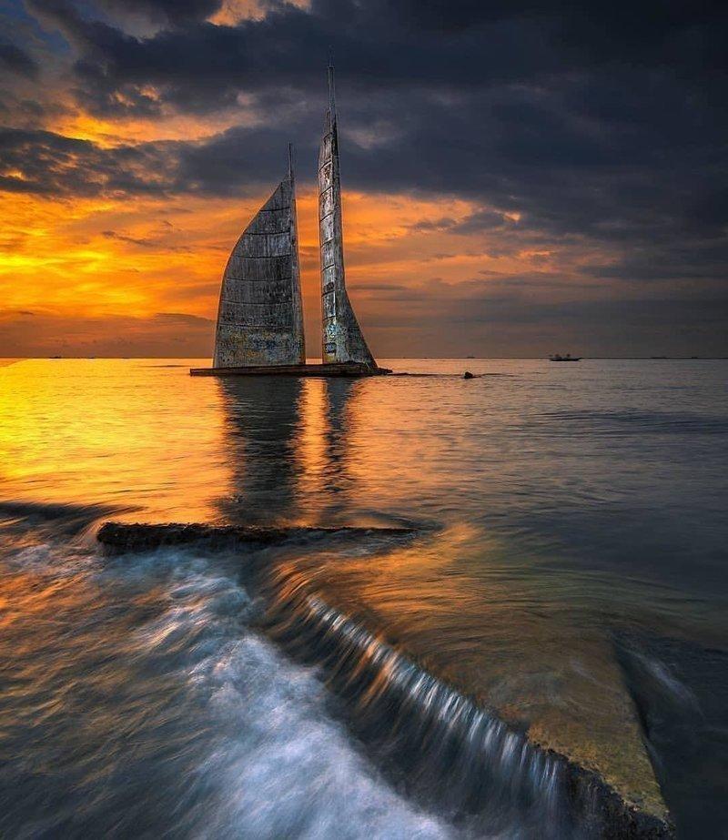 Индонезия красота, мир, природа, путешествия
