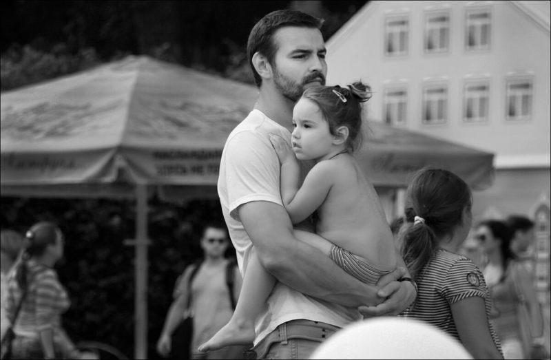 Отношения с отцом: Рисунок судьбы дочери.