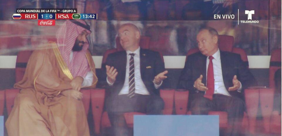 Россия забивает первый гол Ч…