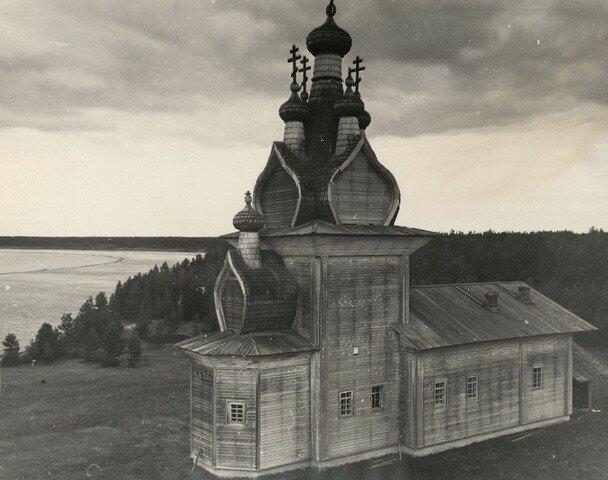 Церковь Николая Чудотворца архитектура, колокольни, наследие, россия, север, храмы