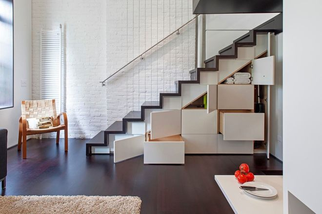 Лофт Лестница by Specht Architects