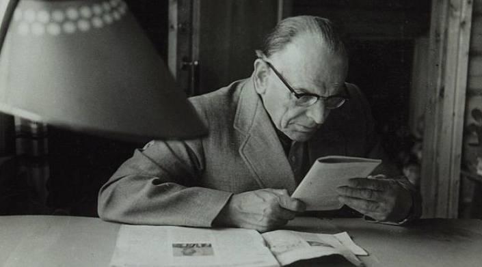 Константин Паустовский. «Телеграмма»