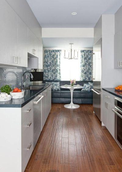 Современная классика Кухня by Lori Dennis, ASID, LEED AP