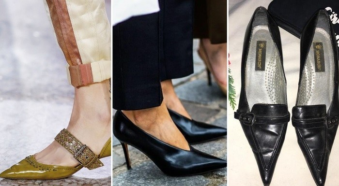 Какая обувь будет в моде осенью 2019 года
