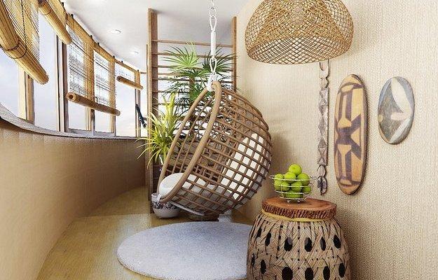 Как обустроить утепленный балкон: 4 варианта оформления