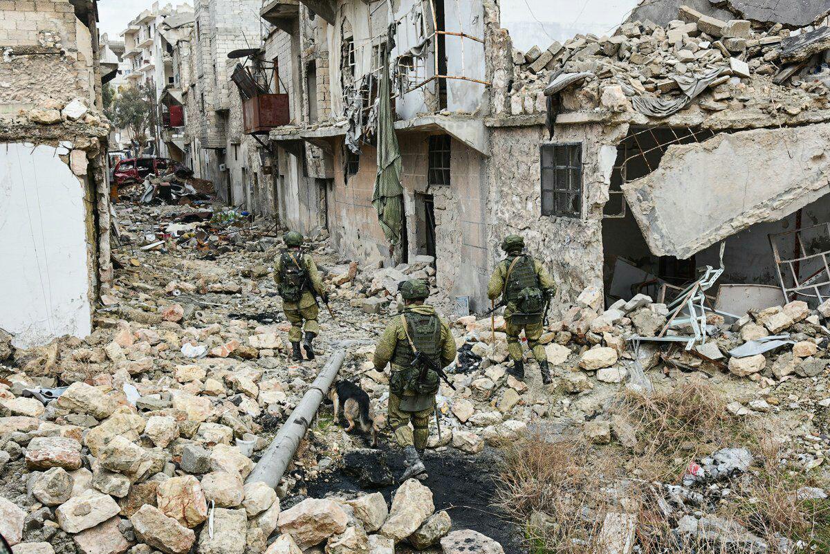 Погиб в Сирии военный советник майор Сергей Бардов