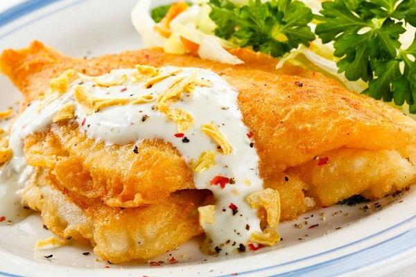 Кляр для рыбы - 6 рецептов женские хобби,кляр для рыбы,кулинария,полезные советы,рукоделие,своими руками