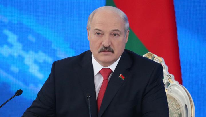 Укрепление границы: Лукашенк…