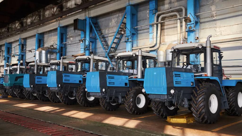 Харьковский тракторный завод займется производством трамваев