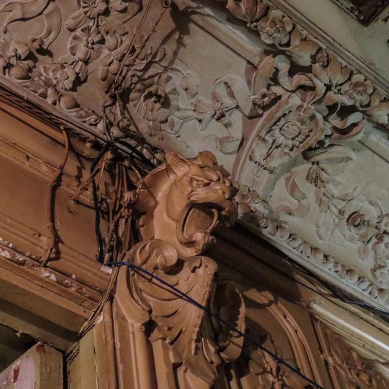 Осколки прошлого глазами исследователя старинных квартир из Санкт-Петербурга антиквариат, архитектура, история, камины, старый фонд