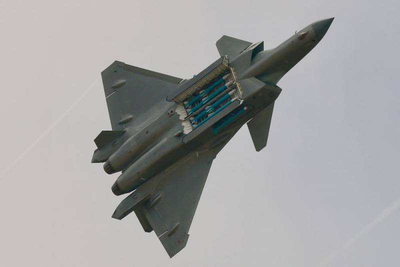 США лишили Китай двигателей для J-20, заблокировав сделку по «Мотор Сич» Новости