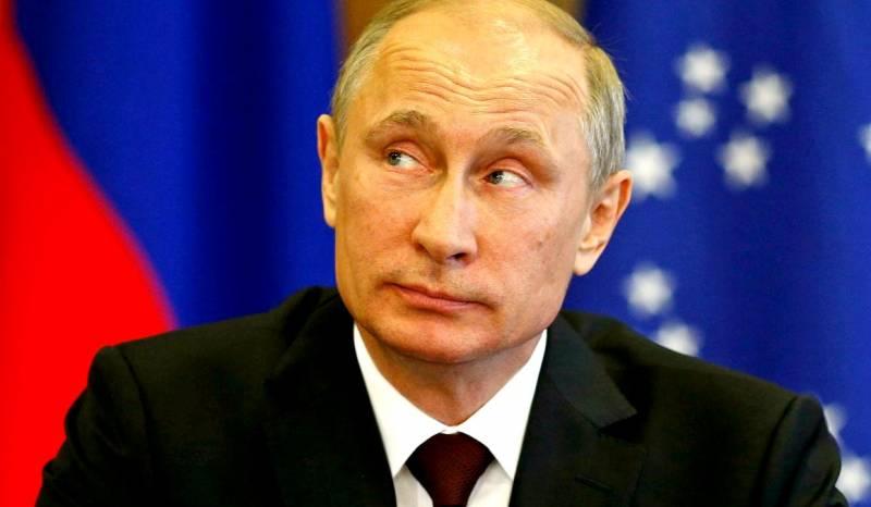 «Циничный Путин». Предчувств…