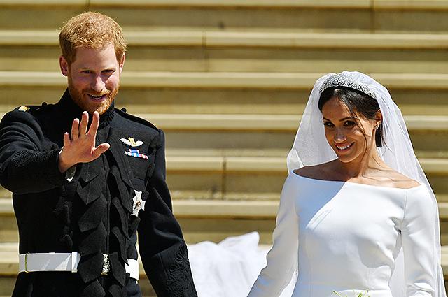 Стало известно, какие подарки принц Гарри и Меган Маркл сделали друг другу на вторую годовщину брака