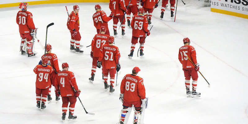 Россия впервые осталась без медалей всех чемпионатов мира в сезоне