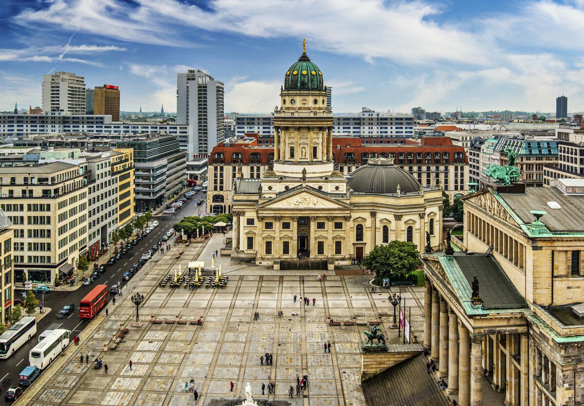 «Кафе в туалете?»: 5 самых странных заведений Берлина, в которые мечтают попасть туристы Берлин,путешествоия,развлечения,туризм