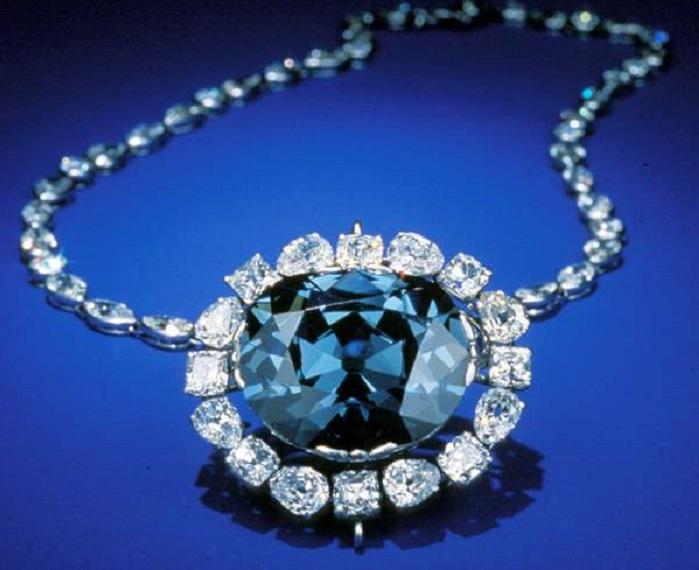 Алмаз «ХОУП»: серийный убийца поневоле
