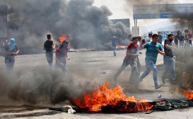 ООН празднует 70-летие прав человека кровавой бойней Израиля