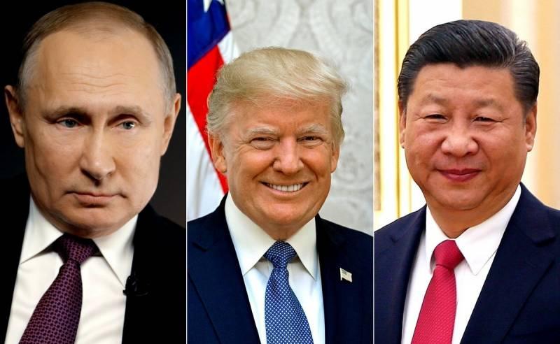 США «разжаловали» Россию из главных врагов. Почему это опасно для нас