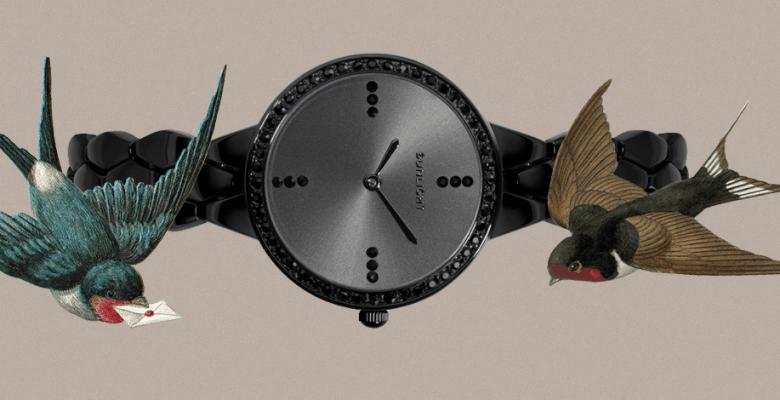 Стильные часы для осеннего гардероба