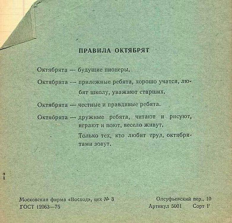 Как проходила жизнь советских школьников