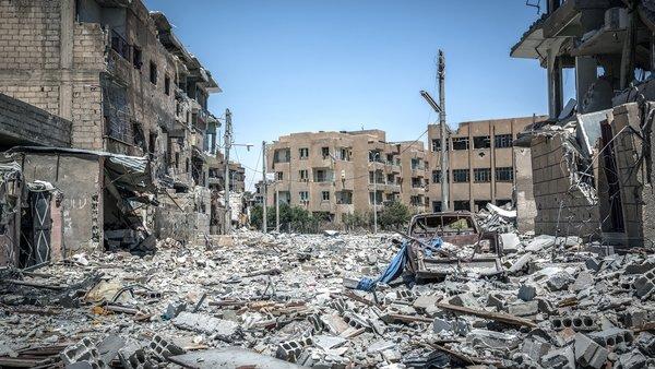 Сирия для США стала вторым Вьетнамом