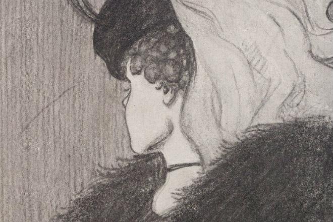 Старуха или девушка: оптическая иллюзия показывает возраст