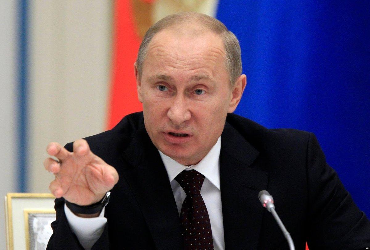 Путин в ярости: он узнал о п…