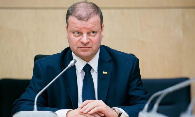 Литва может надорваться, сде…