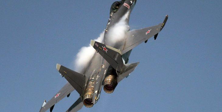 В США сравнили боевые возможности F-16 и «смертоносного» Су-35