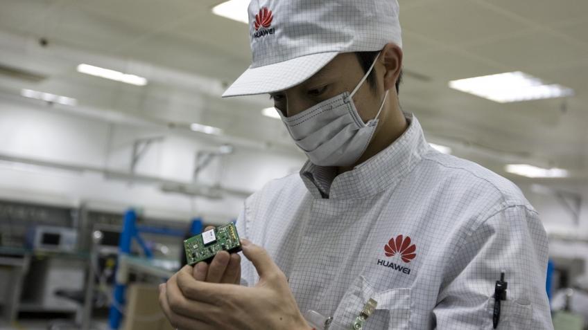Huawei представила революционные аккумуляторы