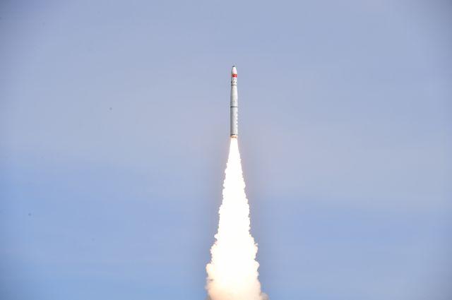 Китай вывел на орбиту Земли спутник дистанционного зондирования