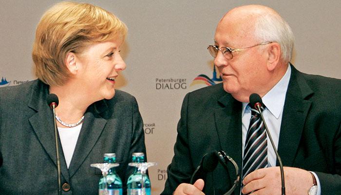 Горби Меркель исправит?...Бы…